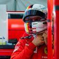 Vettel rules out early Ferrari exit, won't 'run away'