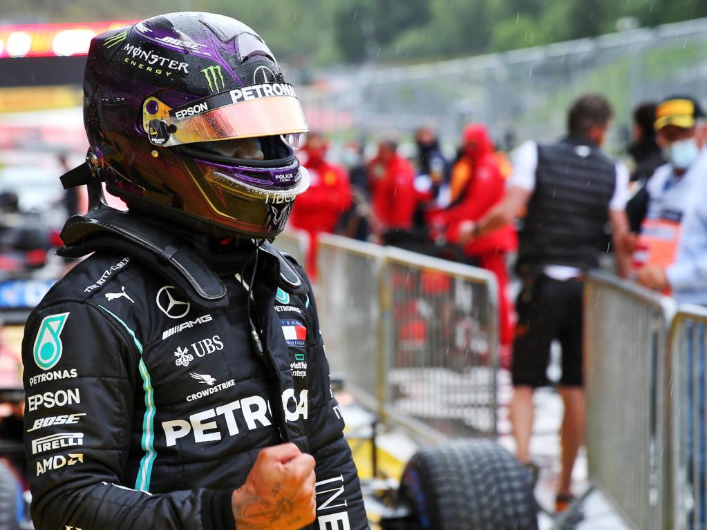 Race: Hamilton wins inaugural Styrian GP, Ferrari implodes