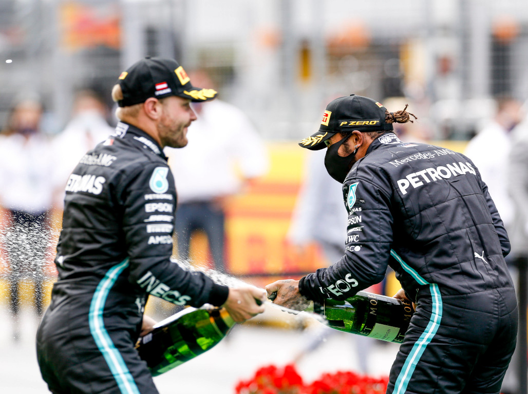 Valtteri Bottas not downbeat after Hamilton's Styrian display