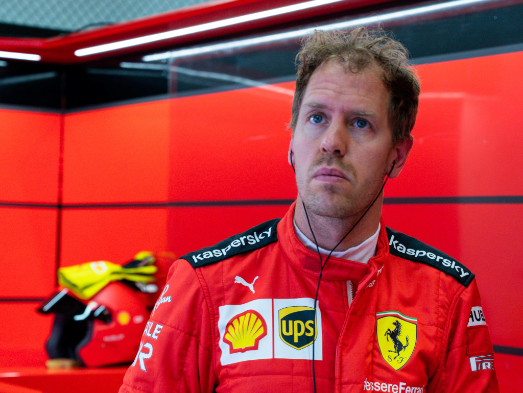 Sebastian Vettel 'welcome' to do something with Haas