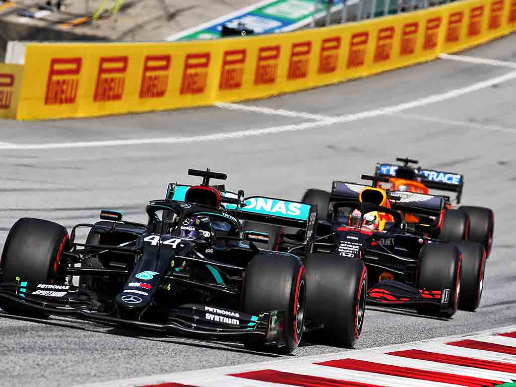 Mercedes Expect Red Bull Response In Hungary F1 News By Planetf1