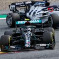 Valtteri Bottas annoying with 'pretty shocking' backmarkers