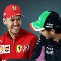 'Vettel to Aston Martin, Stroll triggers Perez exit clause'