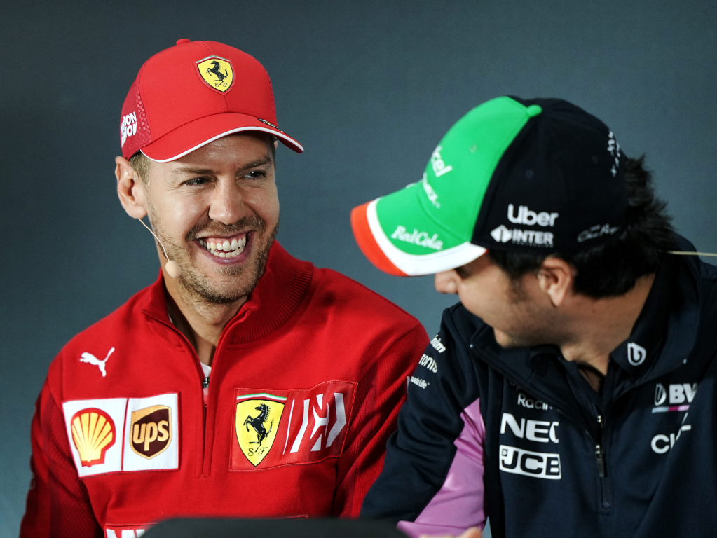 Perez Sponsors Trying To Stop Vettel 15m Move F1 News By Planetf1