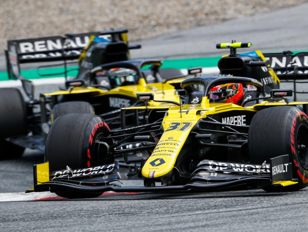Nico Rosberg has pinpointed where he believes Renault have made the improvement which has established them as F1's current team to beat outside the top two.