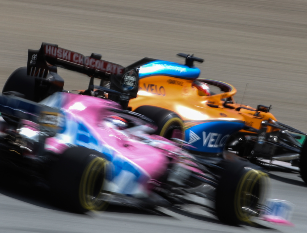 'Racing Point no longer counts as midfield team'