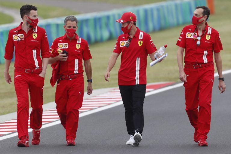 Sebastian Vettel will be leaving the Ferrari team after this season