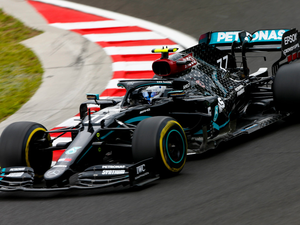 FP3: Bottas lets Hamilton know he's in for a fight