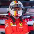 Sebastian Vettel PA
