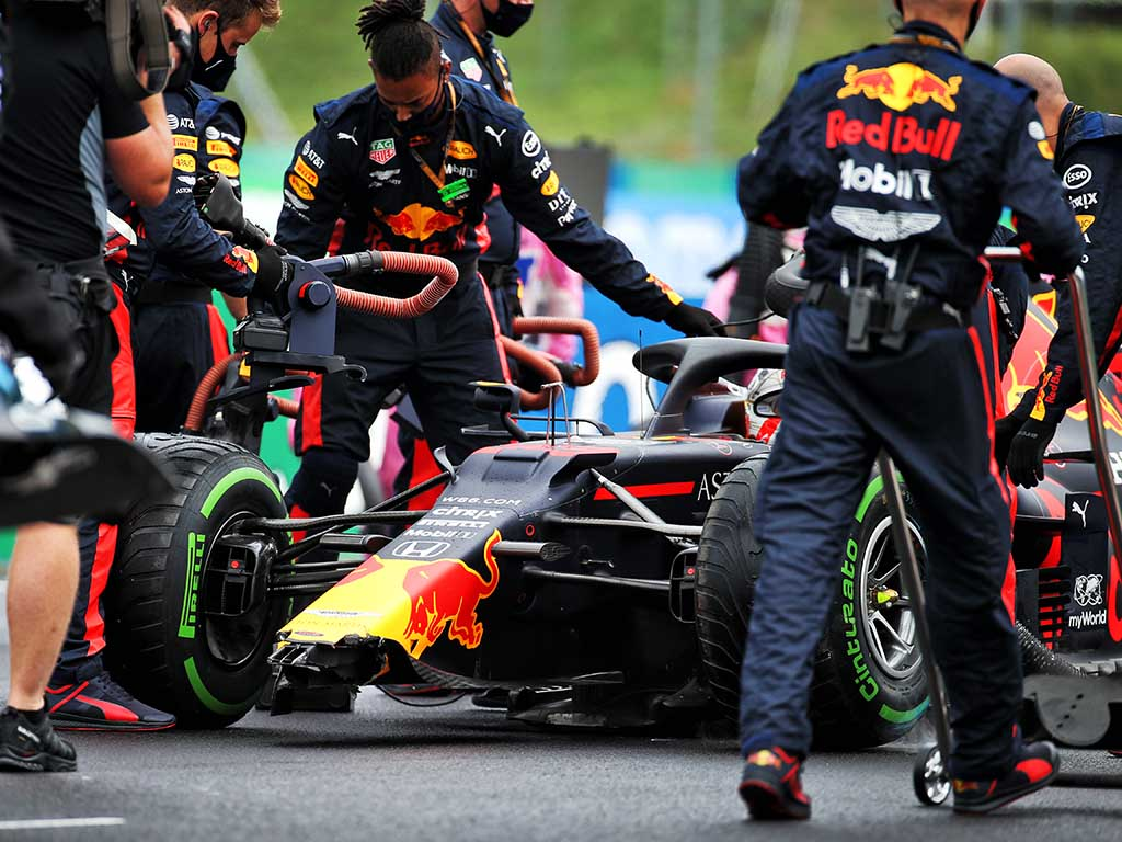 Red Bull Swapped Passes To Fix Verstappen S Car F1 News By Planetf1