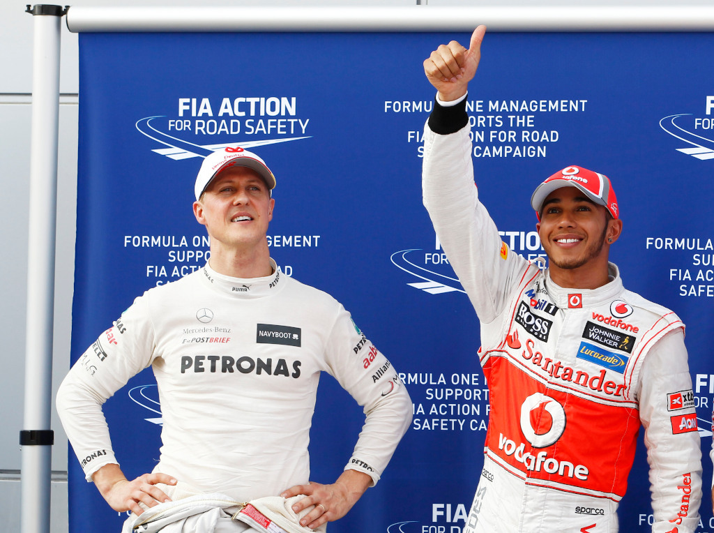 Jean Todt: Schumi's fight put records into proportion