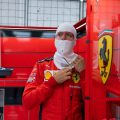 Sebastian Vettel: I'm not here to make up the numbers