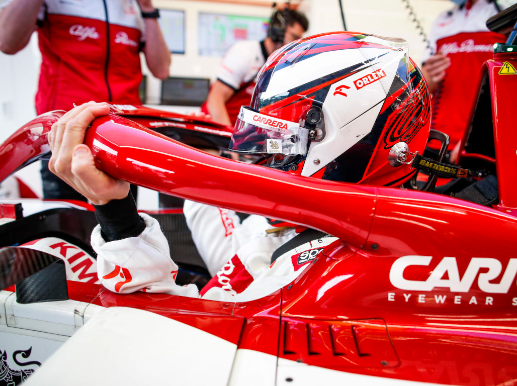 Kimi Raikkonen: Simple, we need to make the car faster