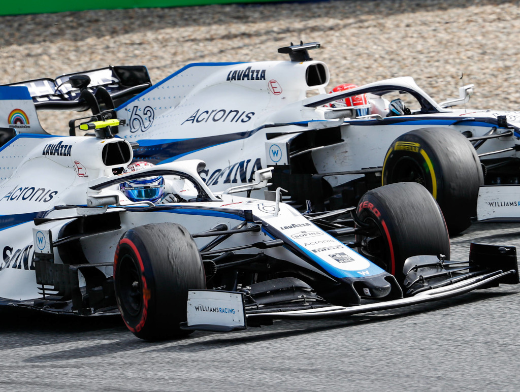 We Re Back Racing Again Declares Claire Williams F1 News By Planetf1