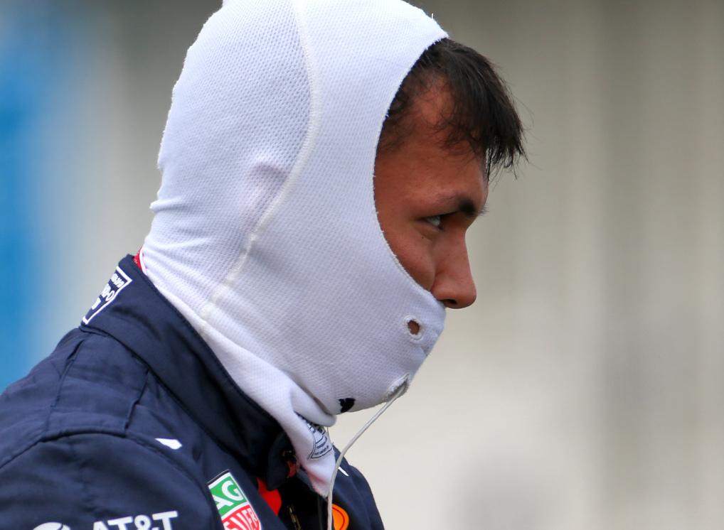 JV urges Red Bull to drop Albon for Vettel