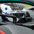 Changes to Bottas' dash to avoid 'distraction'