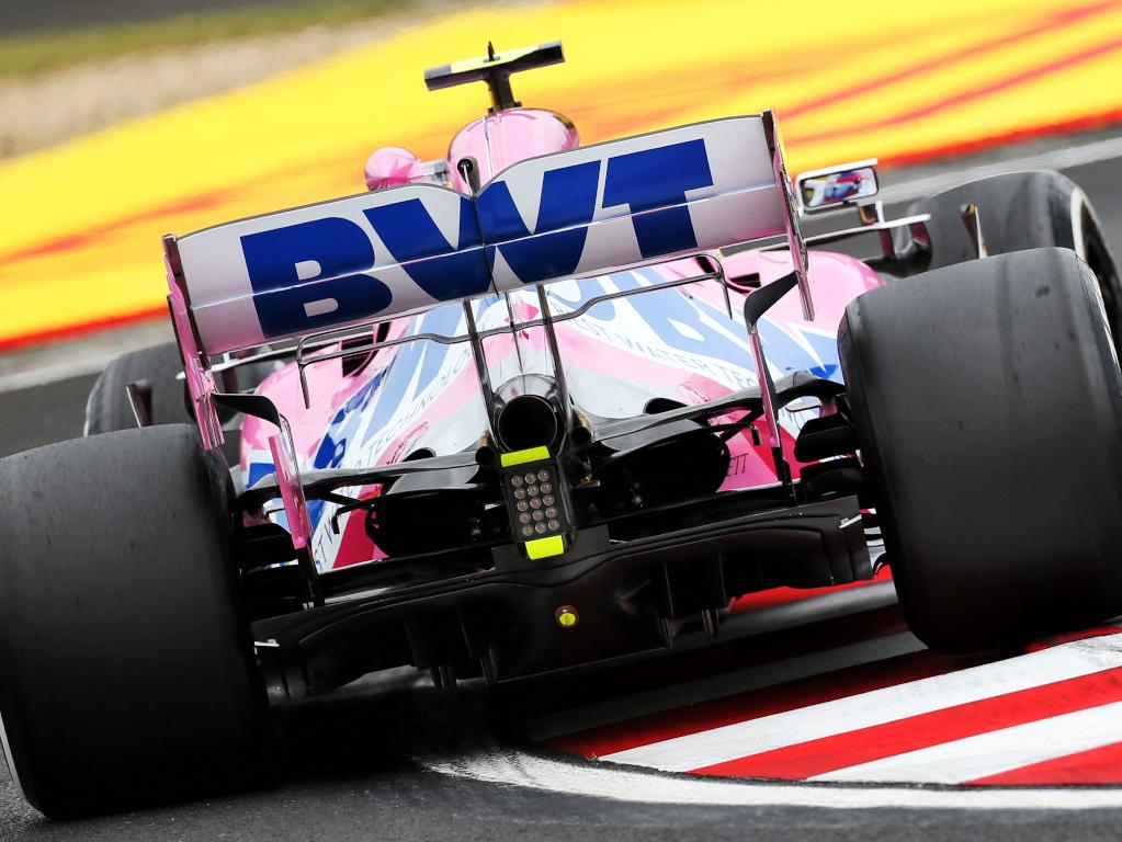 Brundle applauds Racing Point's 'extraordinary' replica