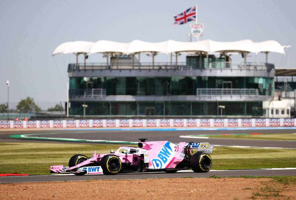 Nico Hulkenberg British Grand Prix