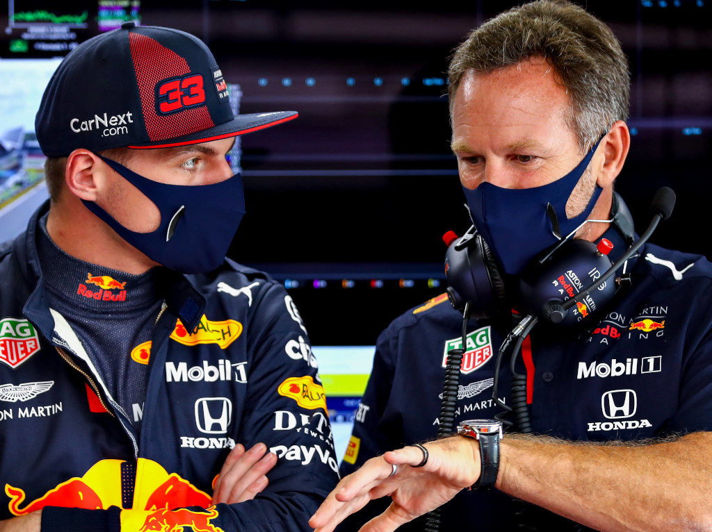 Max Verstappen and Christian Horner masks.jpg