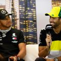 Daniel Ricciardo on Merc pace: Don't be bitter, be better