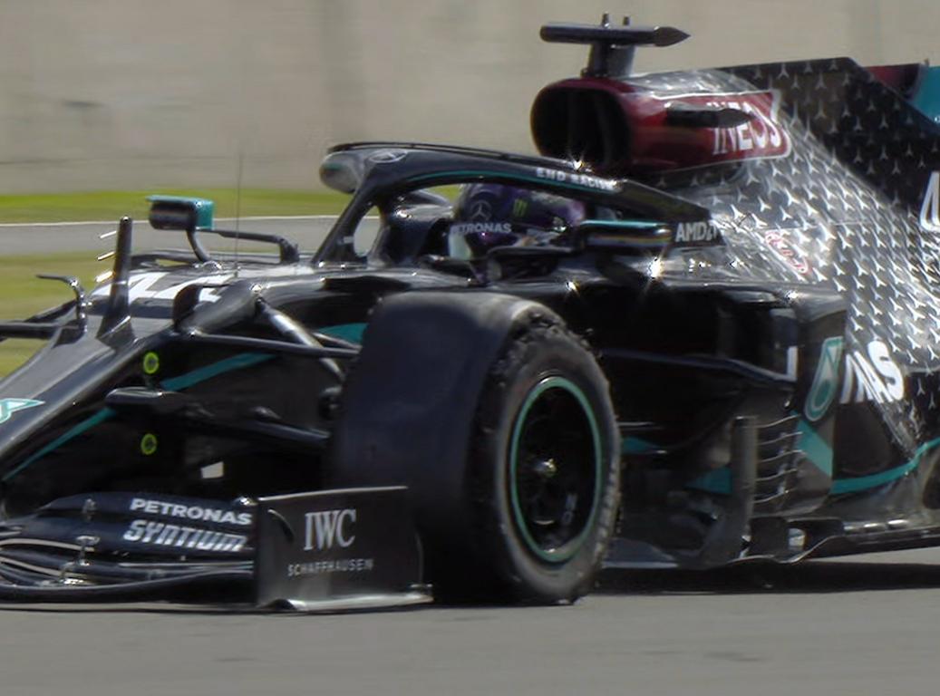 Hamilton tyre