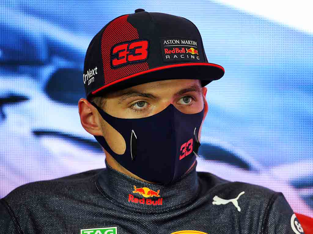 Max Verstappen