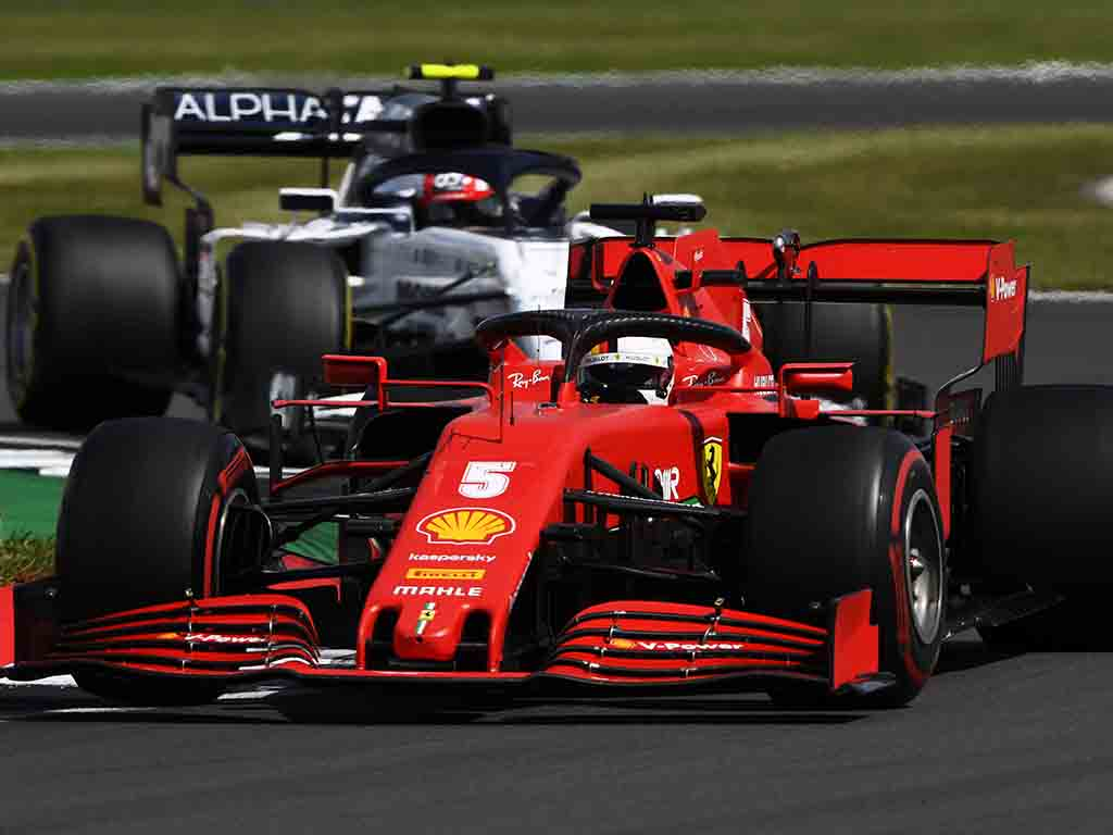 Ferrari Can Do A Lot More With Sebastian Vettel S Car F1 News By Planetf1