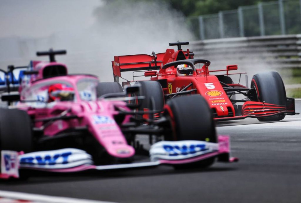 Ferrari Racing Point