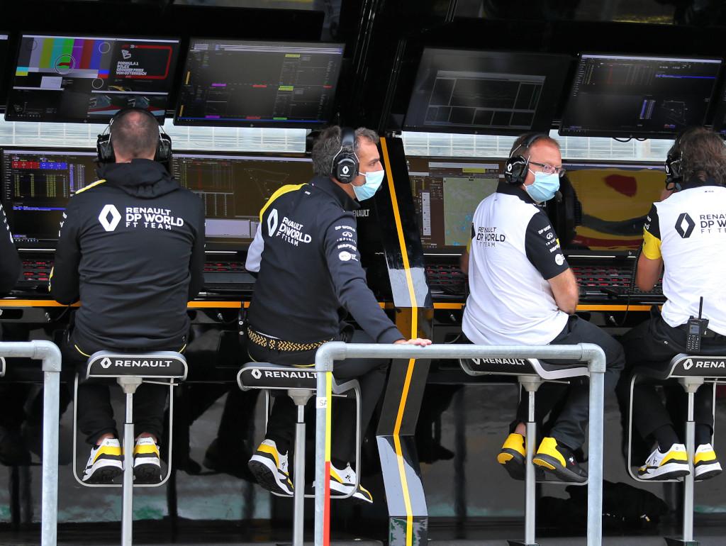 Cyril Abiteboul Renault pit wall.jpg