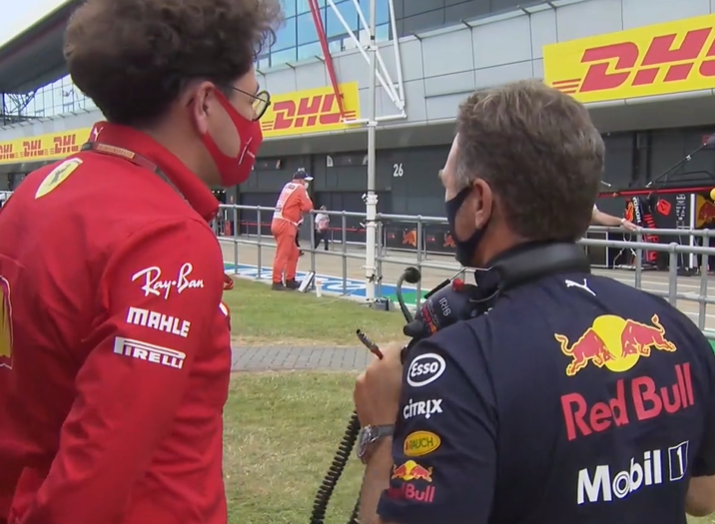 Ferrari Red Bull PIt Chat only