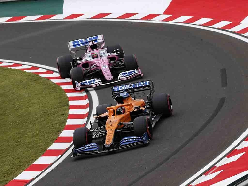 McLaren Racing Point