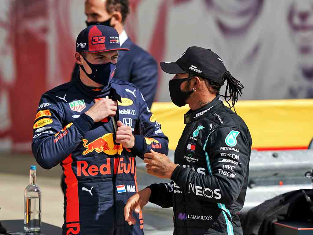Horner: What's EJ drinking after Hamilton comments | F1 News by PlanetF1
