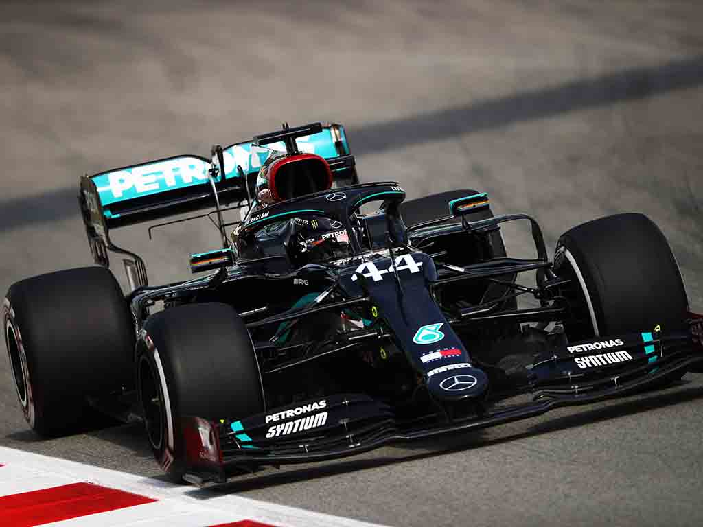 Mercedes Faster In Races After Party Modes Ban Planet F1