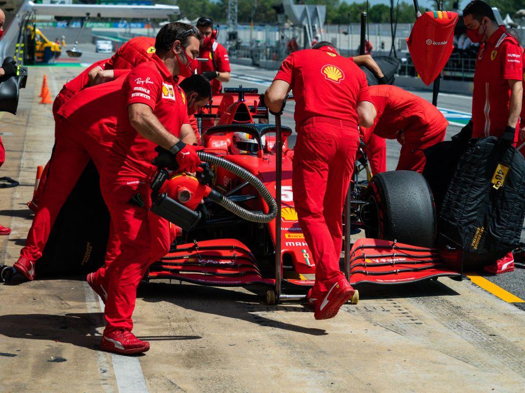 Sebastian Vettel 'can't put an answer' to 'nervous' Ferrari | F1 News by  PlanetF1