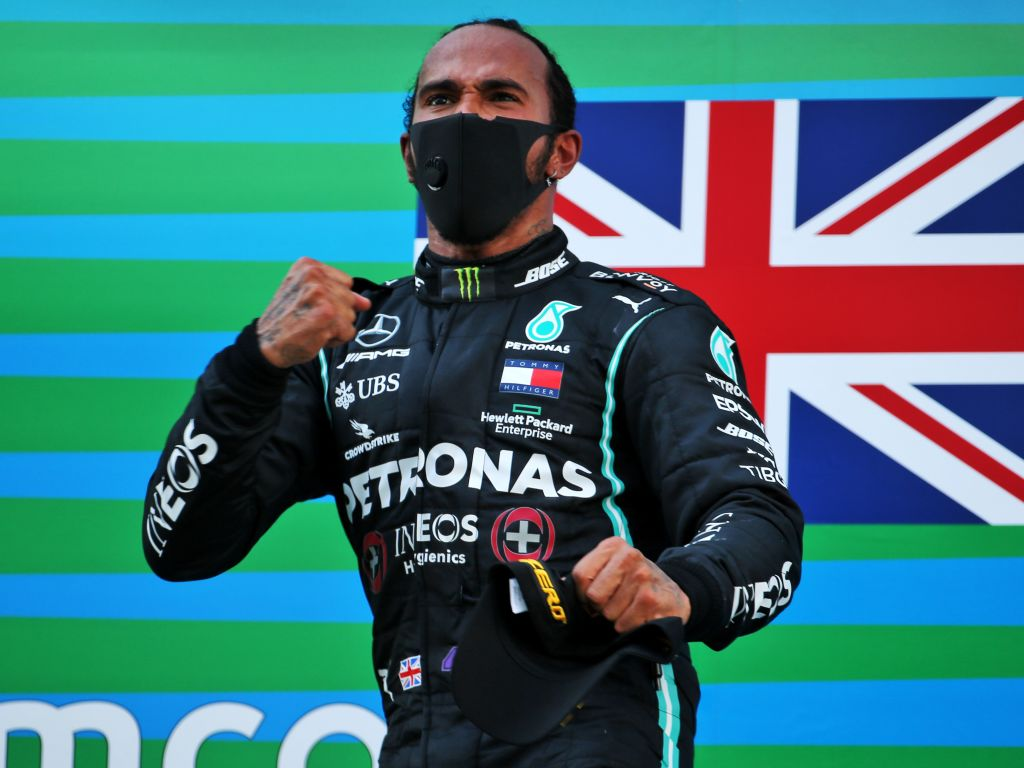 Fighting talk from Lewis Hamilton over party mode ban | PlanetF1