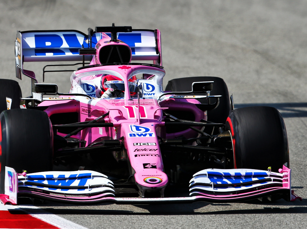 Sergio Perez Racing Point