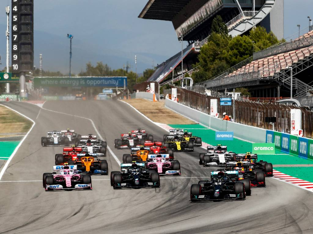 "Chase Carey has insisted there is no ""magic number"" maximum of races for a Formula 1 season – but that 23 represents a ""full calendar""."