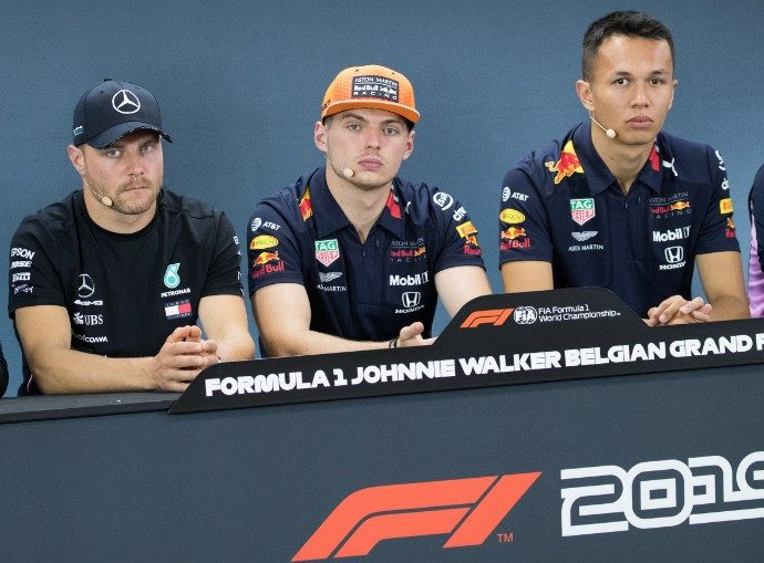 """Christian Horner believes Valtteri Bottas and Alex Albon have """"two of the hardest seats in F1"""""""