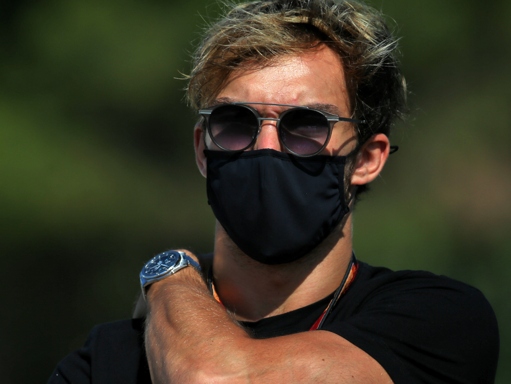 Pierre Gasly mask