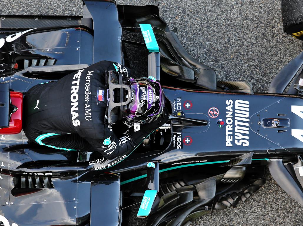 Lewis Hamilton W11