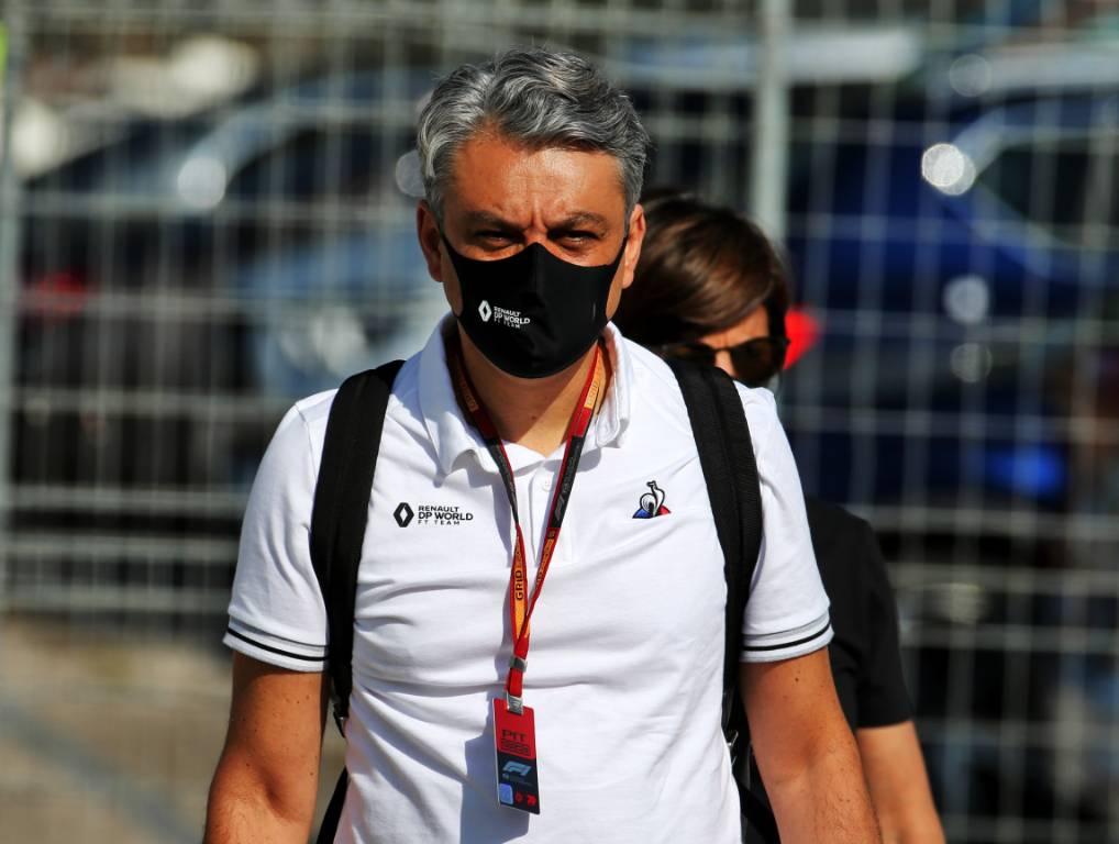 Renault CEO Luca de Meo