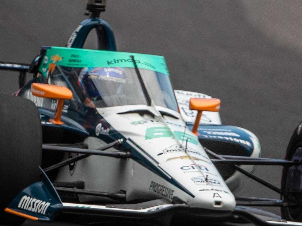 Fernando Alonso 2020 IndyCar