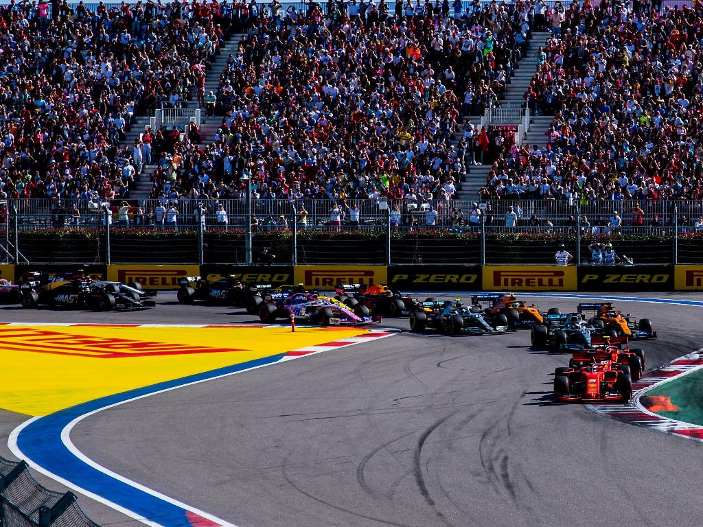 Russian Grand Prix PA