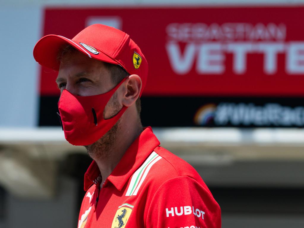Sebastian Vettel name