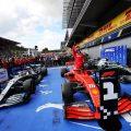2019 Belgian Grand Prix Mercedes