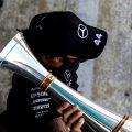 Lewis Hamilton Spanish GP trophy