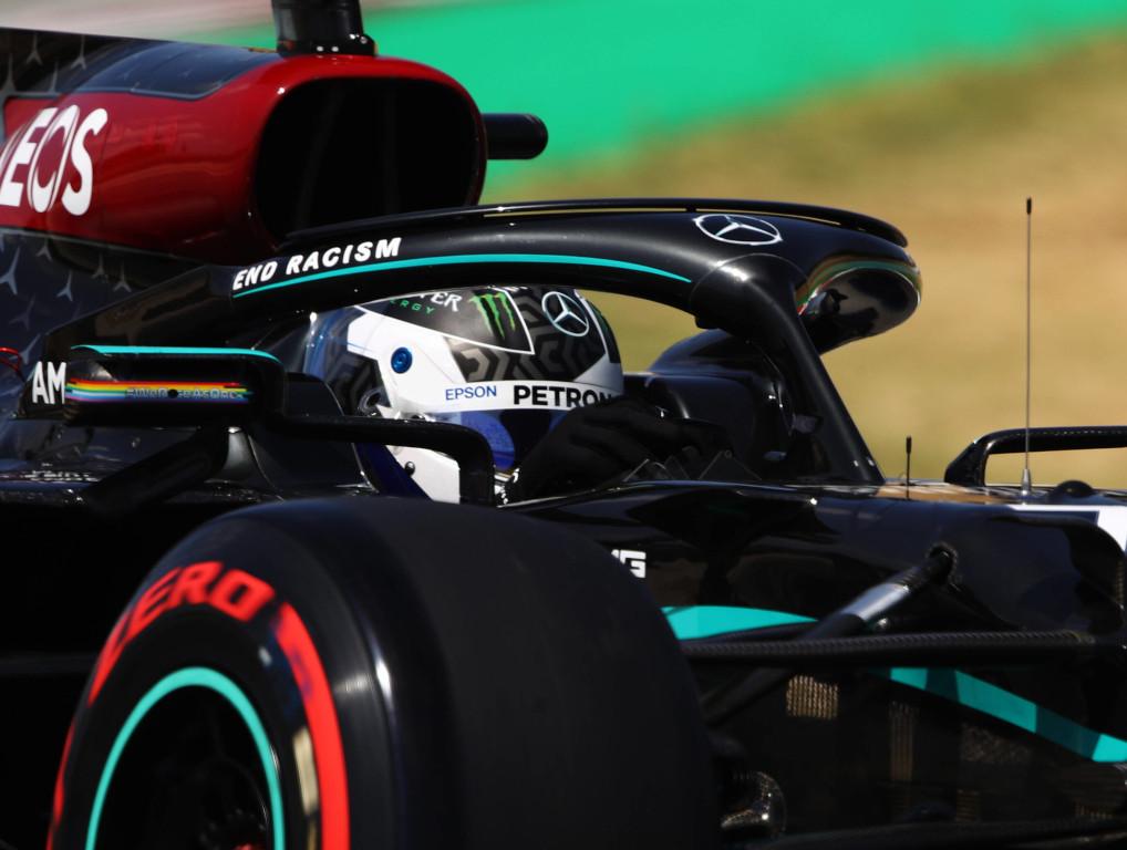 Valtteri Bottas soft tyres