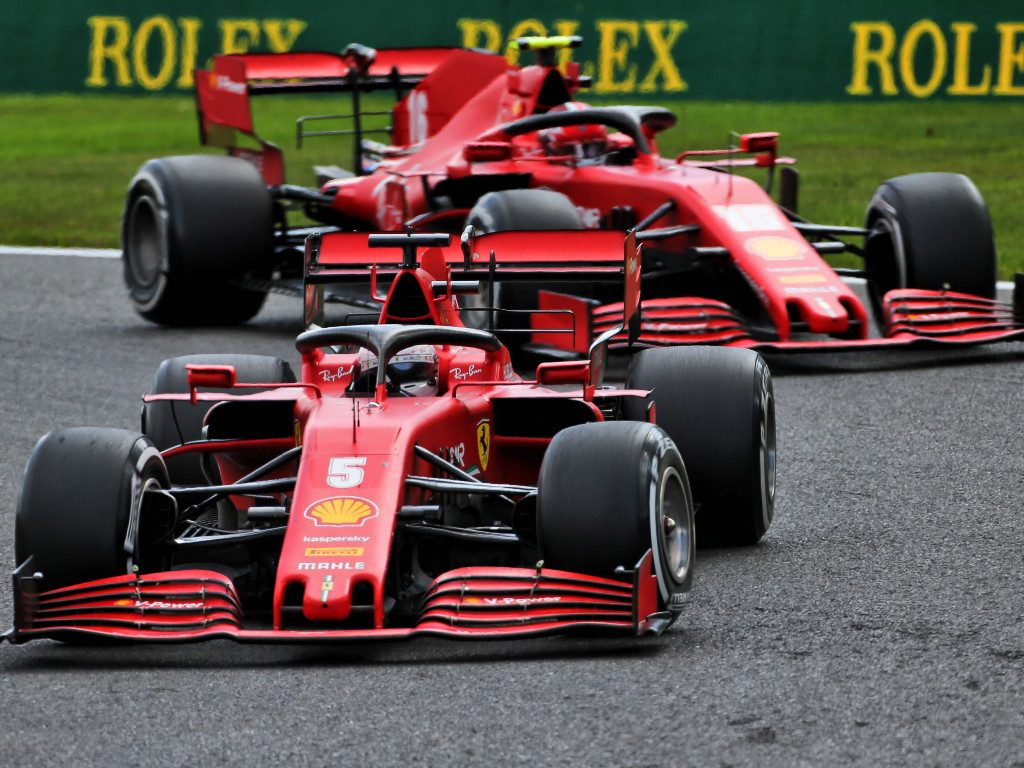 Ferrari-PA Belgian Grand Prix conclusions
