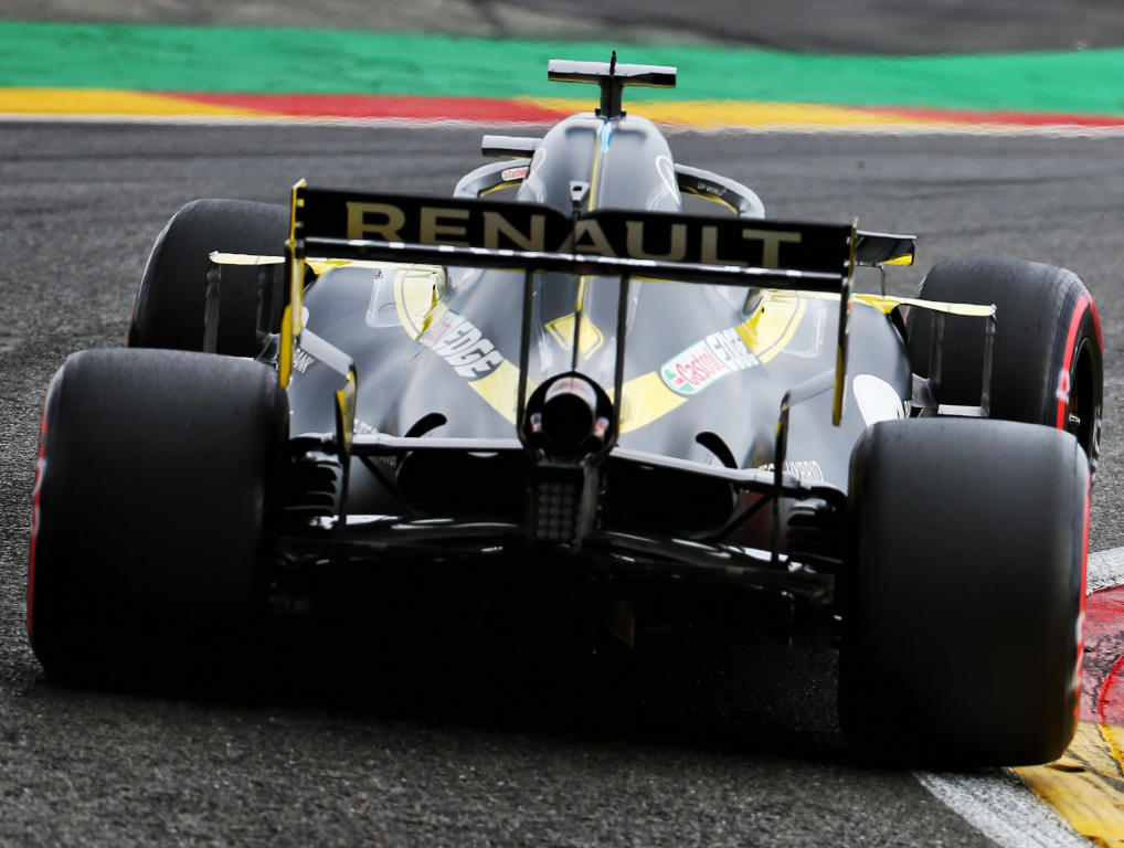 Daniel Ricciardo and Renault