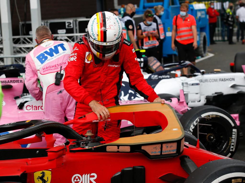 Sebastian-Vettel-Ferrari-with-Racing-Point-background
